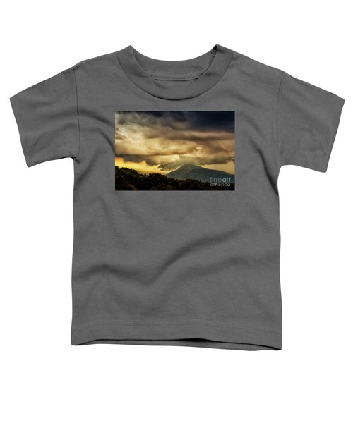 Old Rag View Overlook Toddler T-Shirt