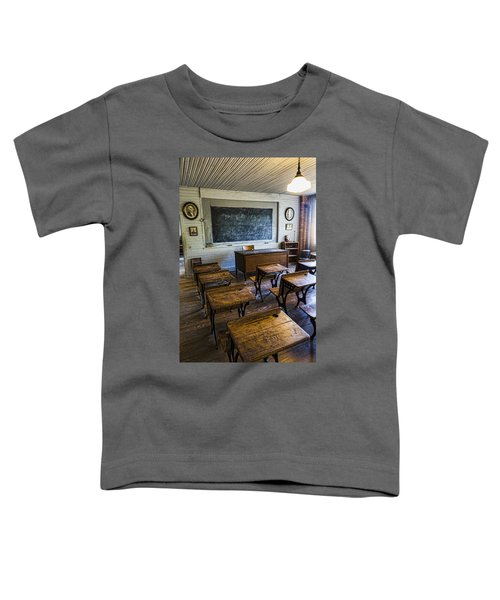 Old School Toddler T-Shirt