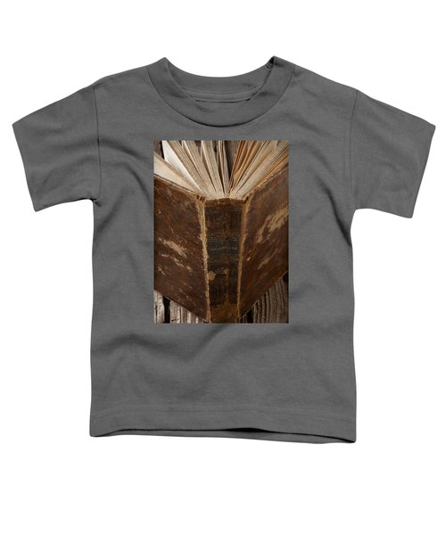Old Shakespeare Book Toddler T-Shirt
