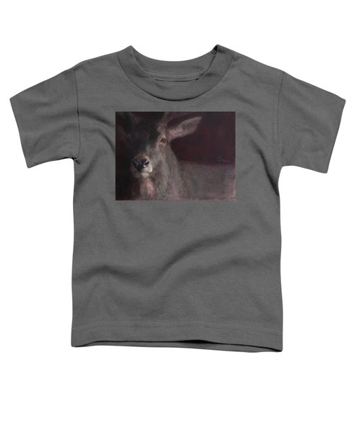 Old Stag Toddler T-Shirt