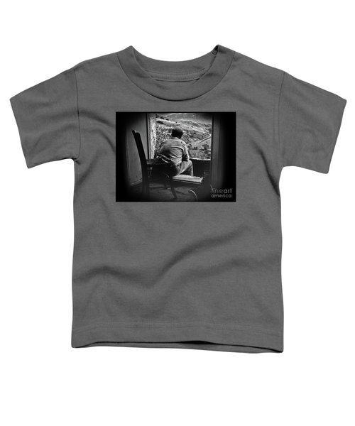 Old Thinking Toddler T-Shirt