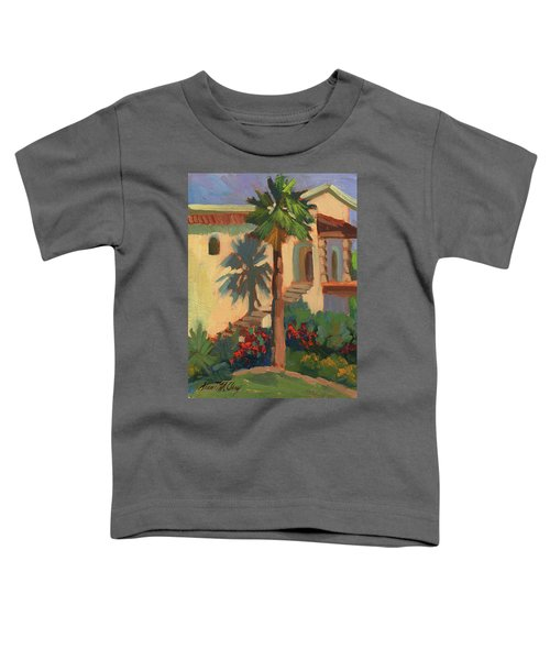 Old Town La Quinta Palm Toddler T-Shirt