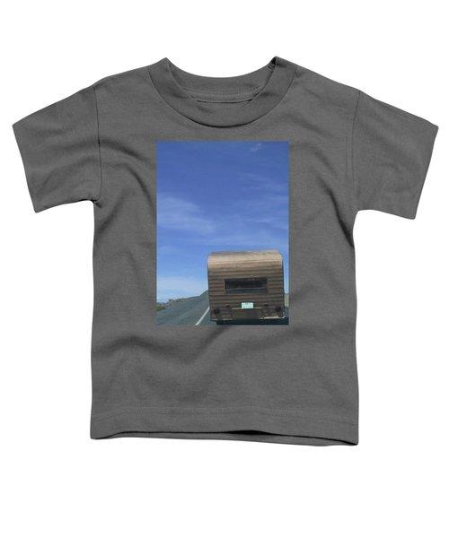 Old Trailer Toddler T-Shirt