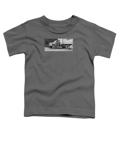 Old Truck Toddler T-Shirt