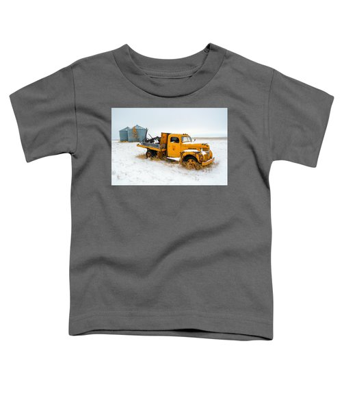 Old Yellow Toddler T-Shirt