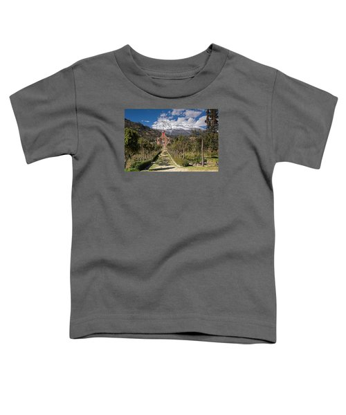 Old Yungay Campo Santo Toddler T-Shirt