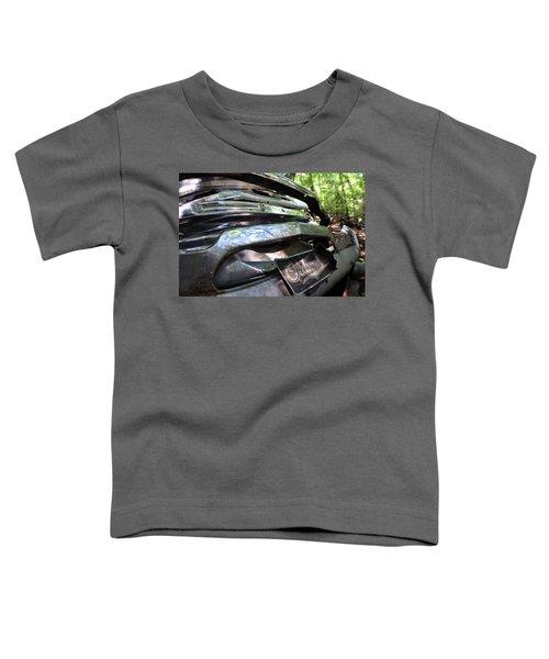 Oldsmobile Bumper Detail Toddler T-Shirt