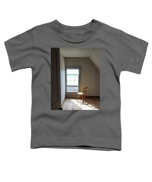Olson House Chair And Window Toddler T-Shirt