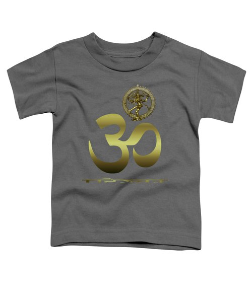 Om Shiva Toddler T-Shirt