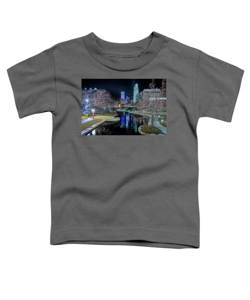 Omaha Holiday Lights Festival Toddler T-Shirt