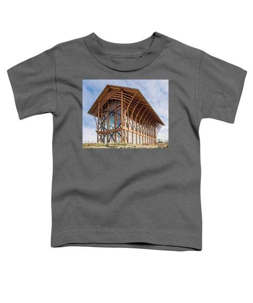Omaha Holy Family Shrine 3 Toddler T-Shirt