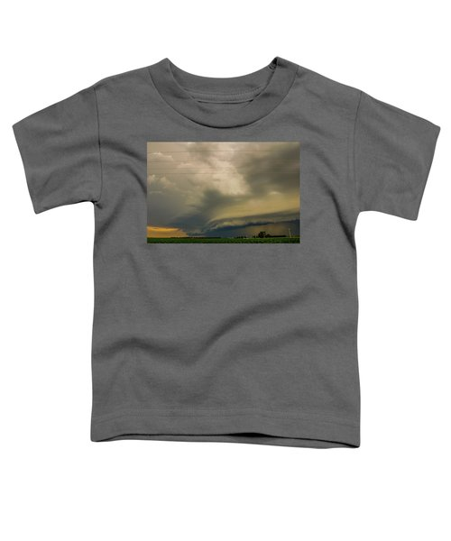 Ominous Nebraska Outflow 007 Toddler T-Shirt