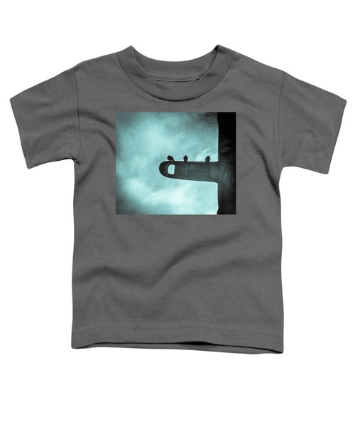 Ominously Seatlle  Toddler T-Shirt