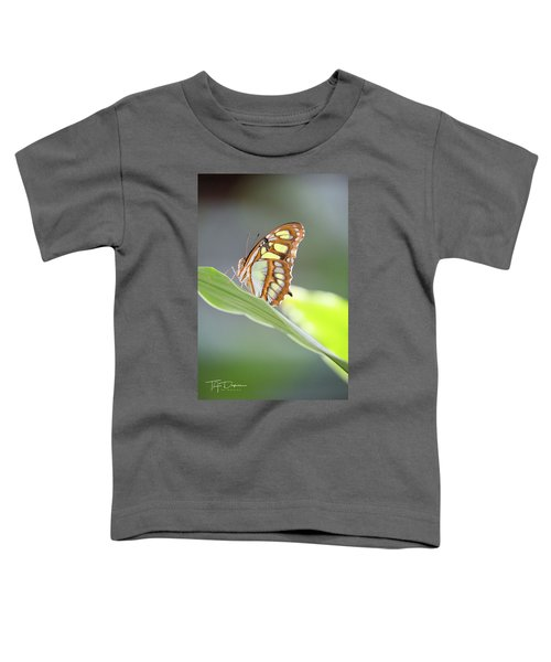 On A Leaf Toddler T-Shirt