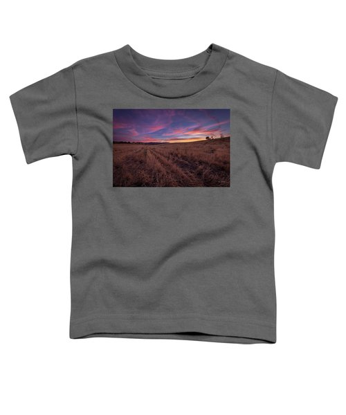 On An  Evening In July Toddler T-Shirt