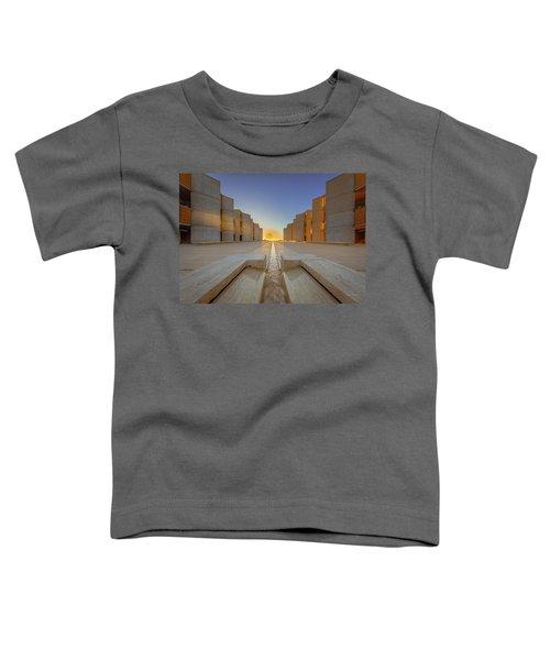 On Opposite Sides  Toddler T-Shirt