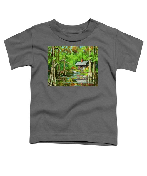 On The Bayou Toddler T-Shirt