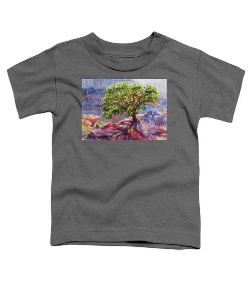 Living On The Edge Toddler T-Shirt