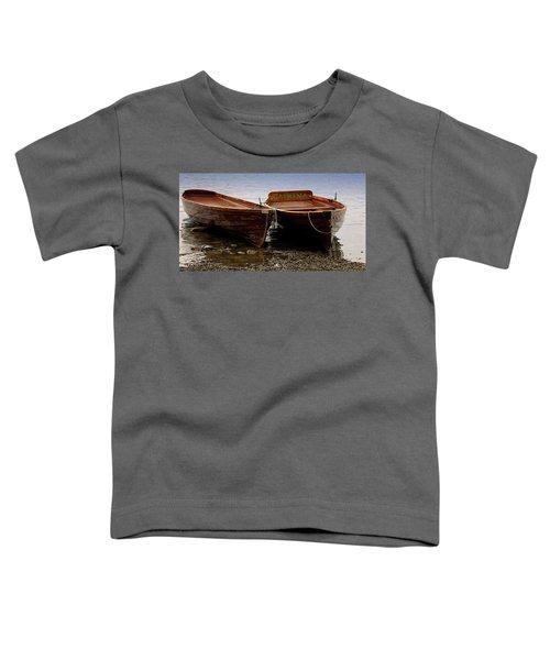On The Lake Toddler T-Shirt
