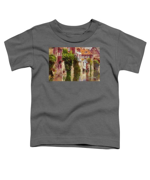 On The River Toddler T-Shirt