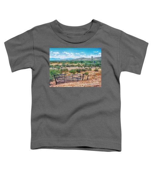 On The Texas Plans Toddler T-Shirt