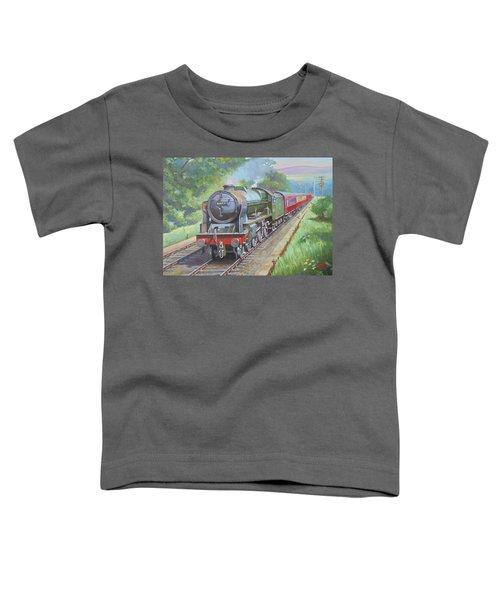 On The Welsh Border. Toddler T-Shirt