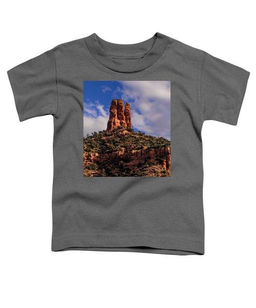 One Finger Shy Toddler T-Shirt