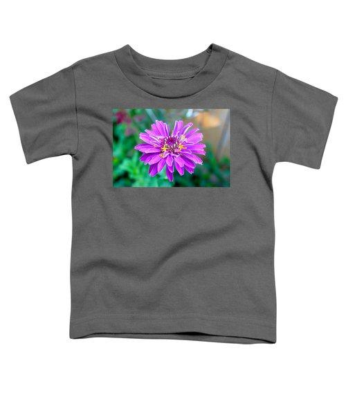 One Flower Circus Toddler T-Shirt