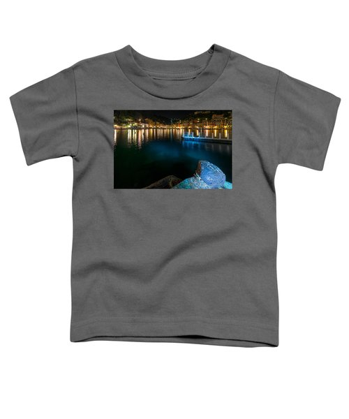 One Night In Portofino - Una Notte A Portofino Toddler T-Shirt