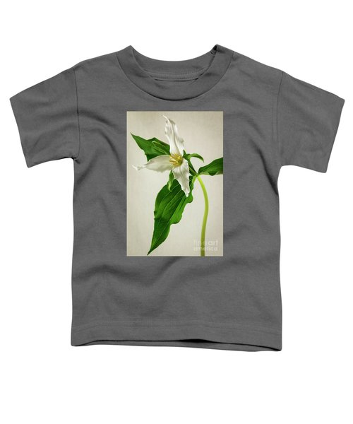 One Trillium Toddler T-Shirt