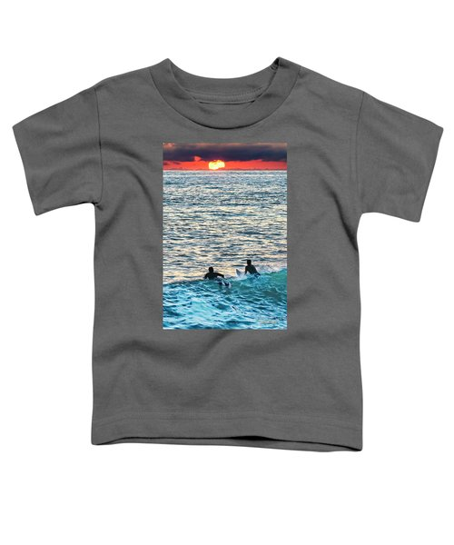 One With The Sun Toddler T-Shirt