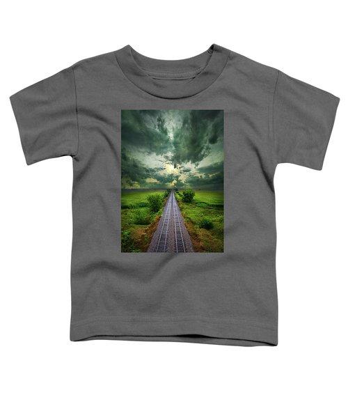 Onward Toddler T-Shirt