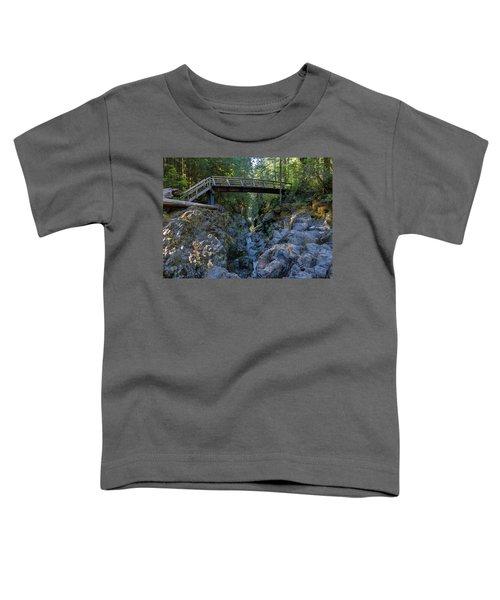 Opal Creek Bridge Toddler T-Shirt