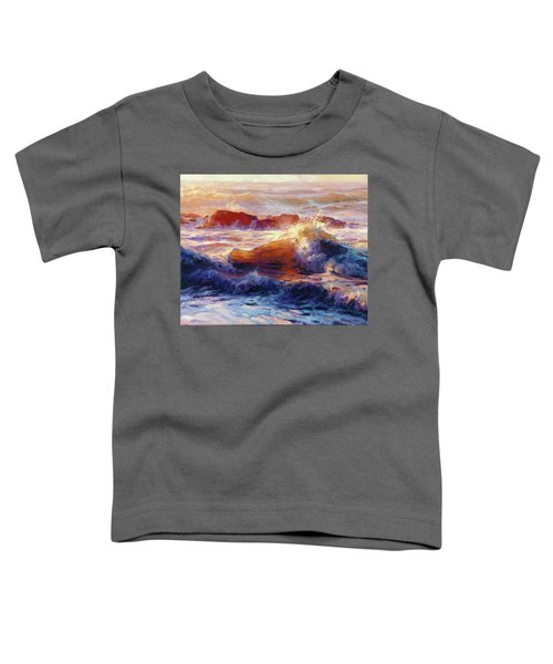 Opalescent Sea Toddler T-Shirt