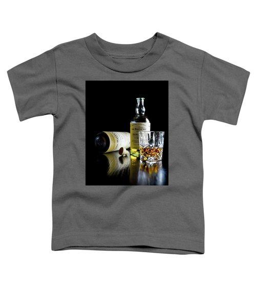 Open Balveine And Tube Toddler T-Shirt