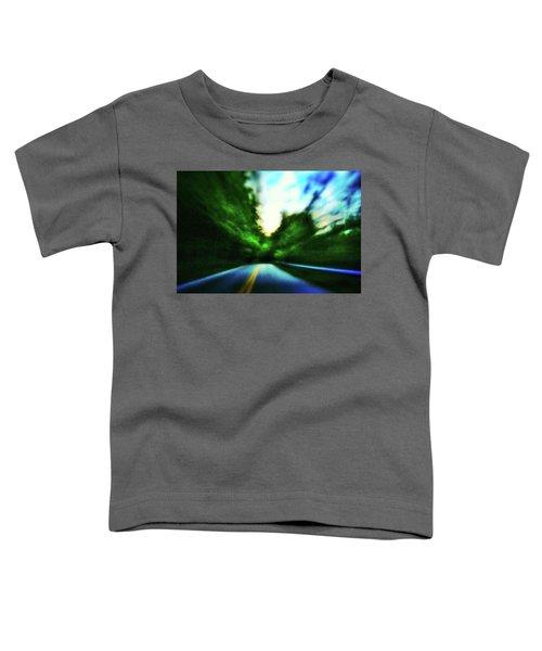 Open Road Toddler T-Shirt