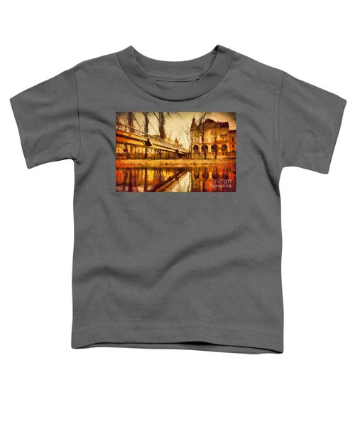 Oradea Chris River Toddler T-Shirt