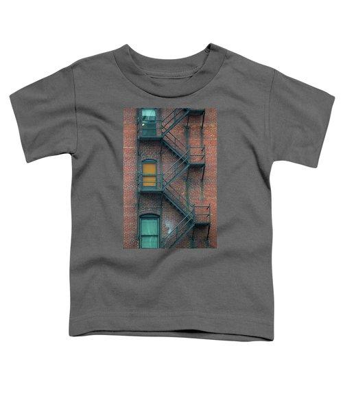 Orange Door Toddler T-Shirt
