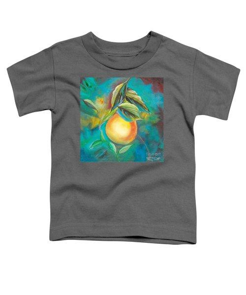 Orange Tree Toddler T-Shirt
