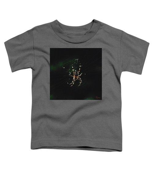 Orb Weaver Toddler T-Shirt