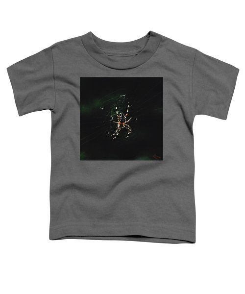 Orb Weaver Toddler T-Shirt