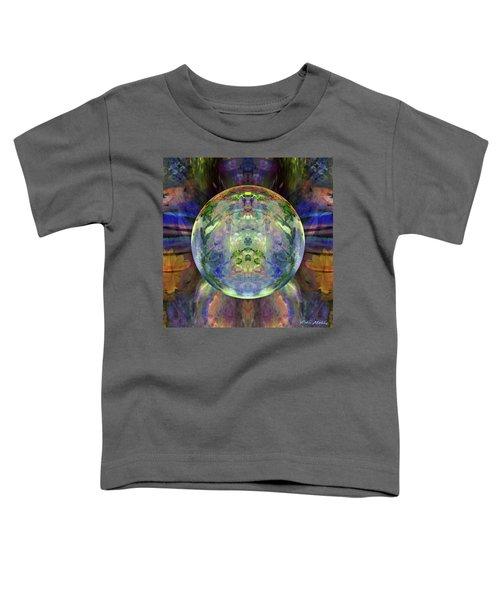 Orbital Symmetry Toddler T-Shirt