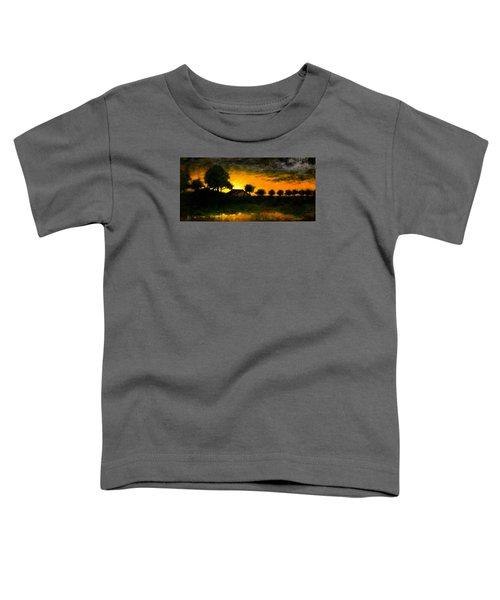 Orchard Sundown Toddler T-Shirt