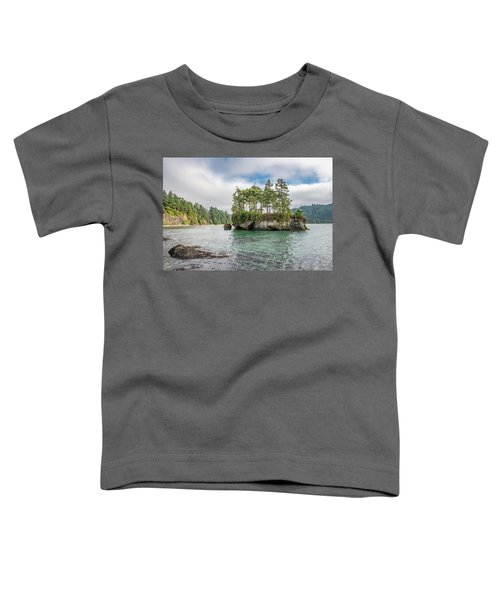 Oregon Coast Toddler T-Shirt