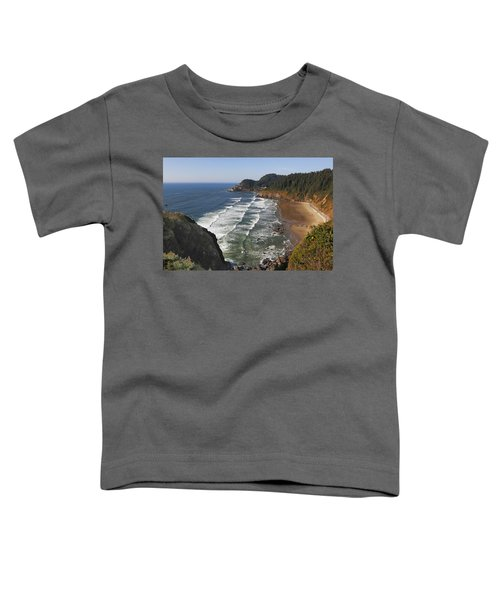 Oregon Coast No 1 Toddler T-Shirt