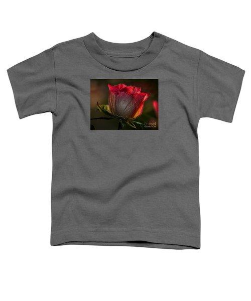 Organic Rose Toddler T-Shirt