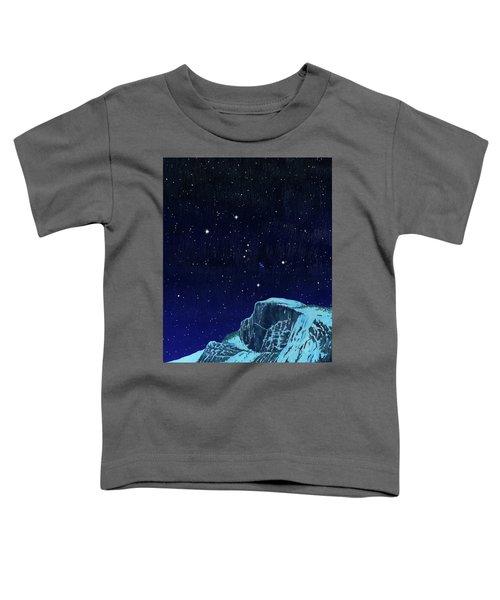 Orion Over Yosemite Toddler T-Shirt