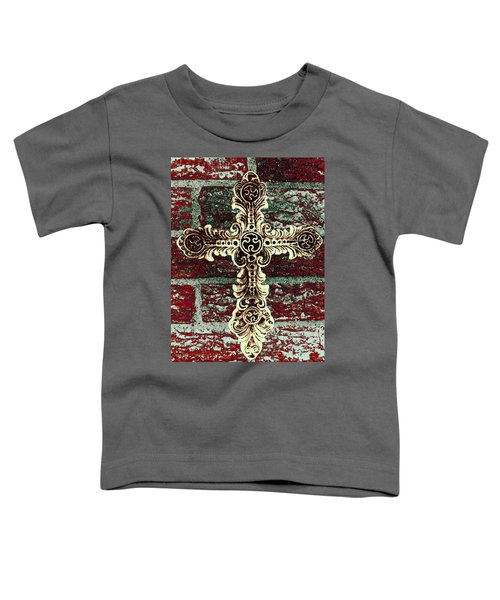 Ornate Cross 1 Toddler T-Shirt