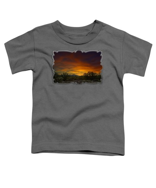 Oro Valley Sunset H02 Toddler T-Shirt