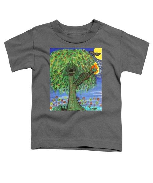 Osain Tree Toddler T-Shirt